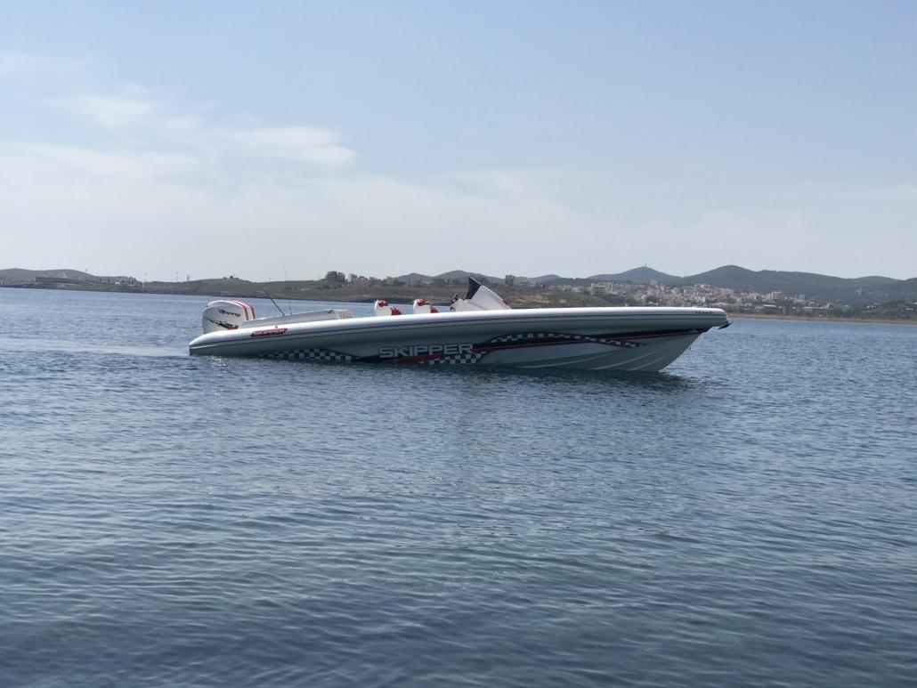 Skipper NC 100s