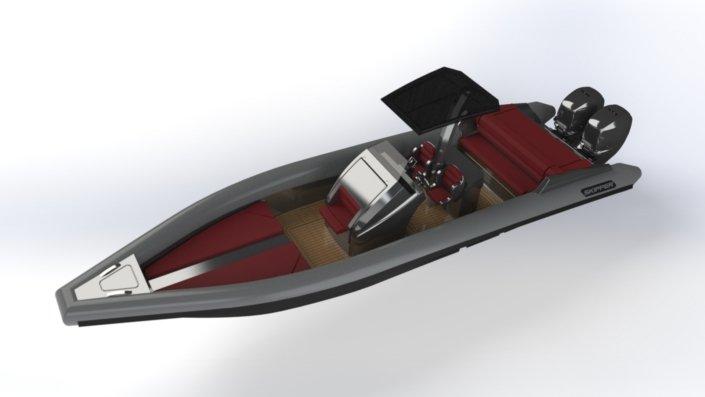 Skipper 4x 90