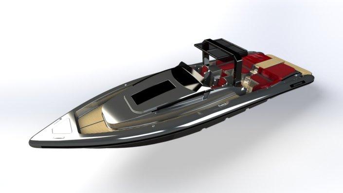 Skipper Desire 120