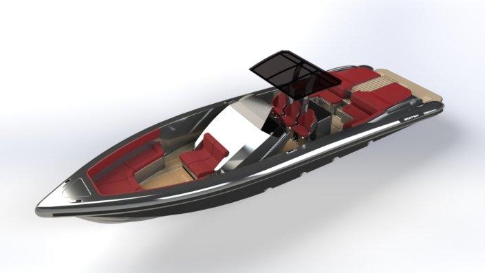 Skipper Desire 120 Tender