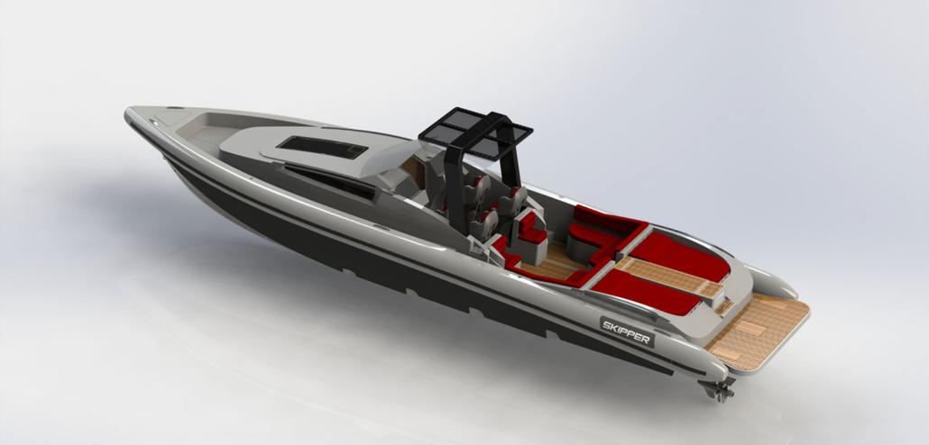 Skipper Desire120s